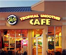 A Tropical Smoothie Cafe